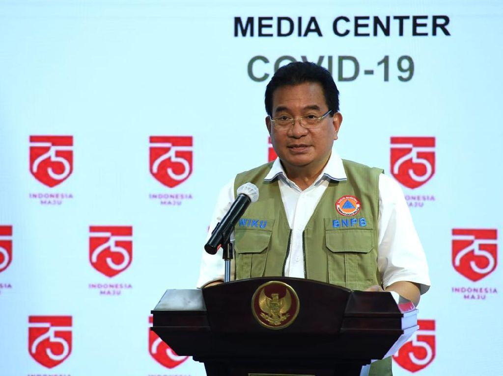 Satgas COVID-19: Angka Kematian Corona RI 4,68%, Lebih Tinggi dari Global