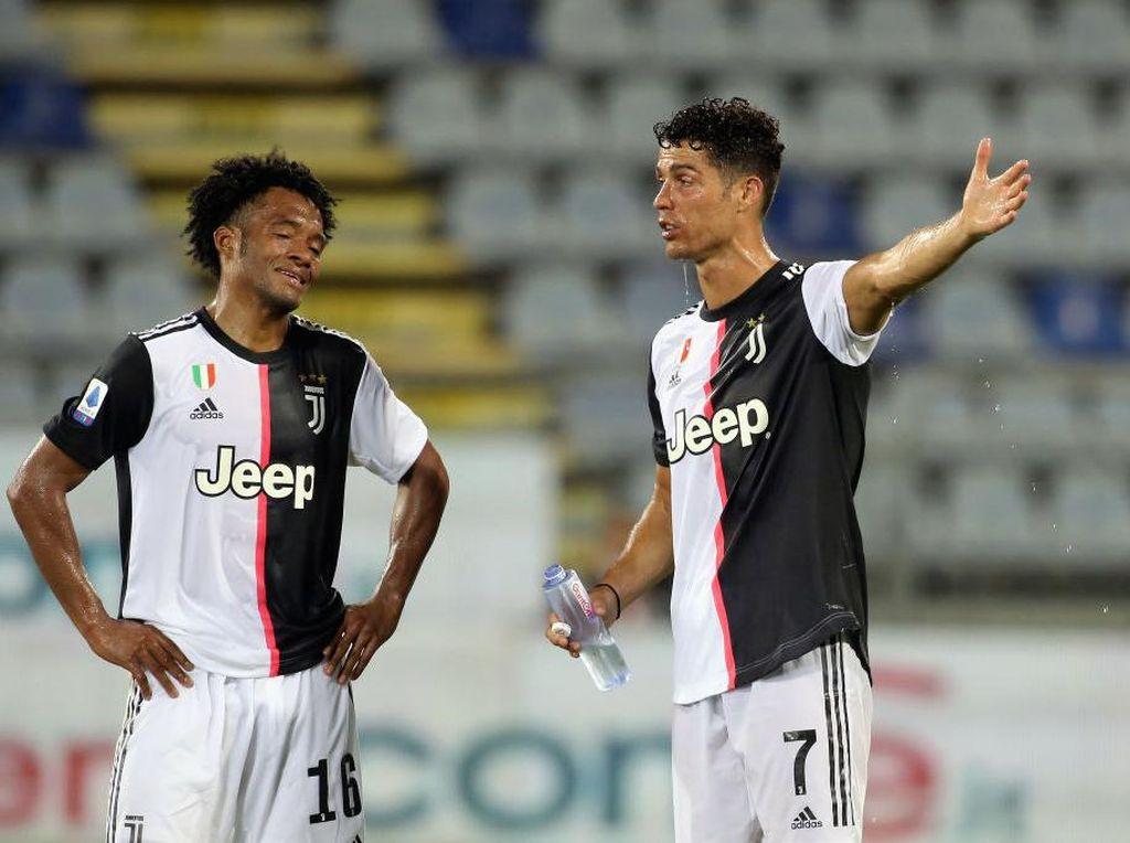 Juventus Jelek Banget di Laga Tandang