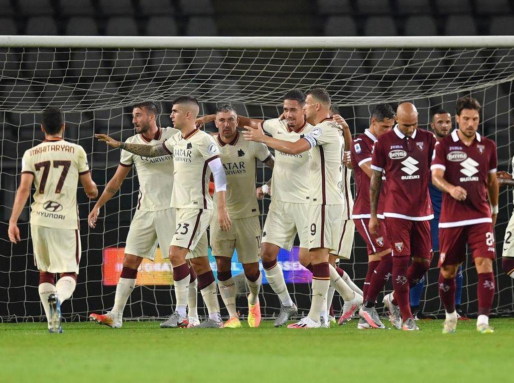 Klasemen Liga Italia: Roma Kunci Peringkat Lima