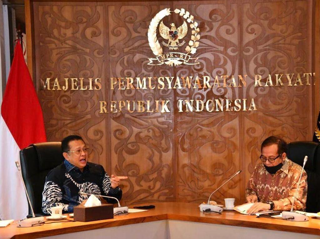 Ketua MPR Dorong NU & Muhammadiyah Ambil Saham Bank Muamalat