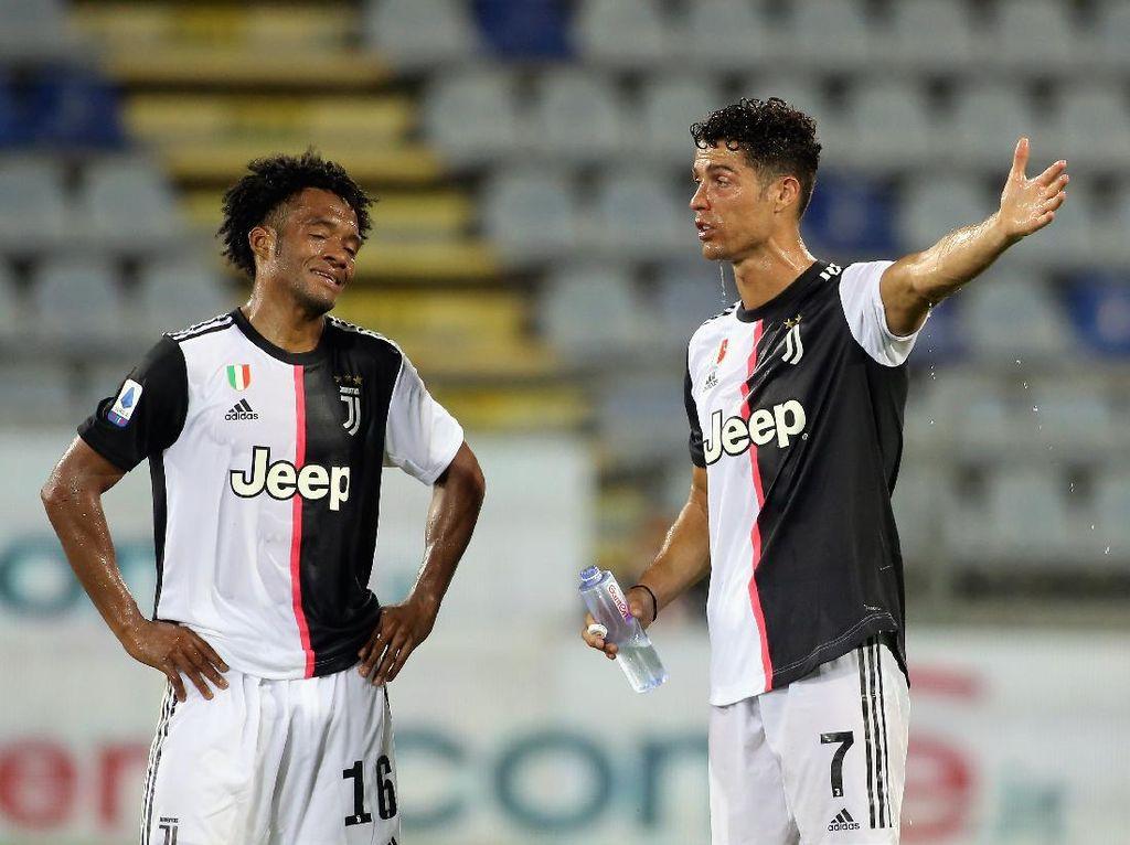 Video: Lawan Cagliari, Juventus Telan Kekalahan 0-2
