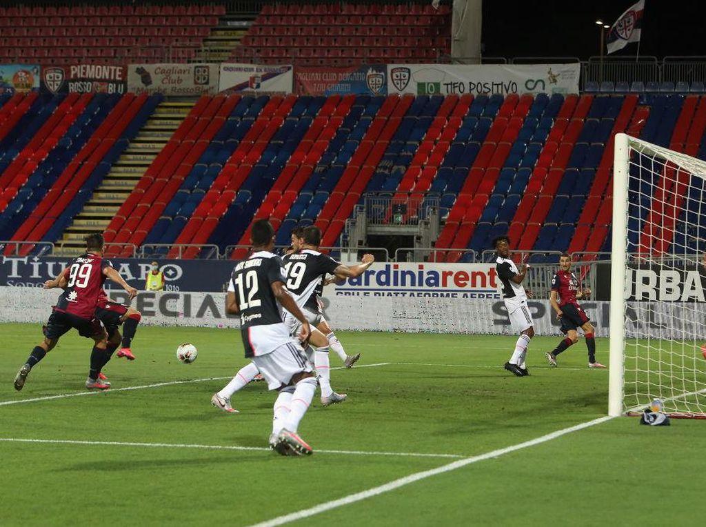 Hasil Liga Italia: Milan Pesta Gol, Juventus Tumbang