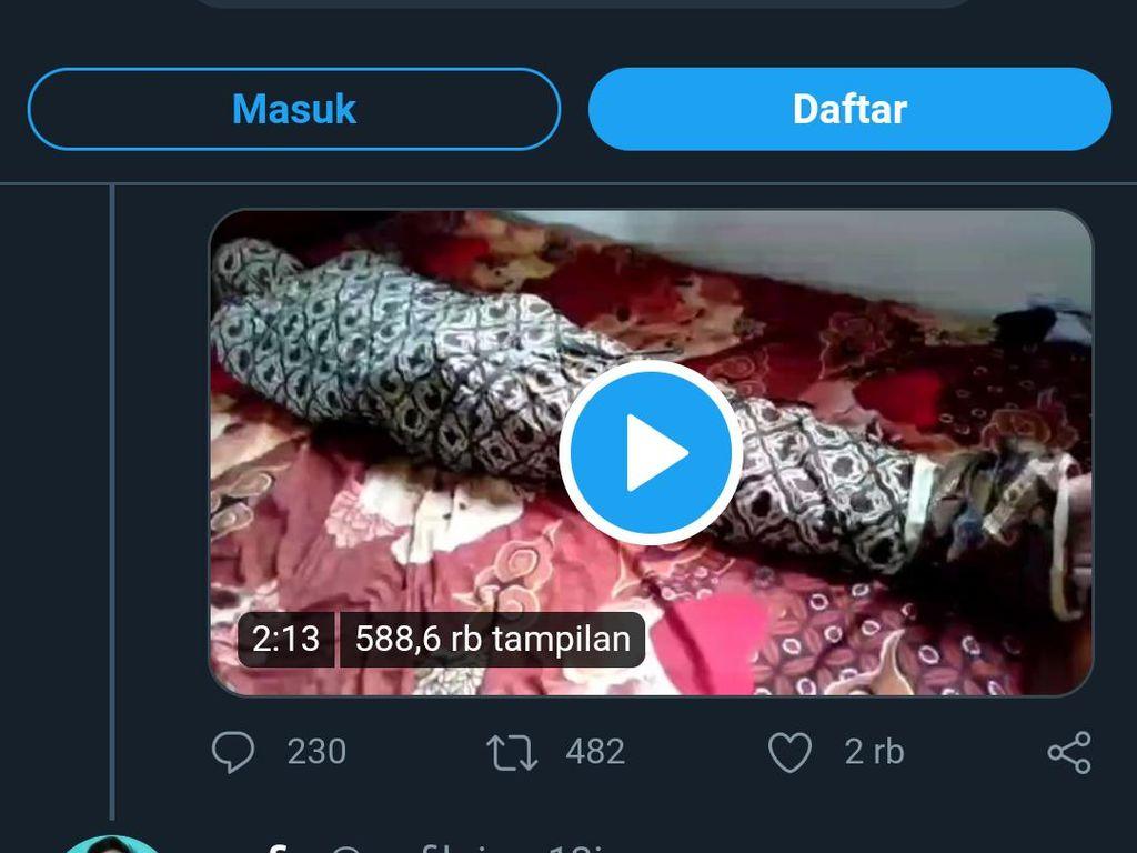Viral Mahasiswa Predator Fetish Pocong Berkedok Riset, Pakar: Pelecehan Seksual