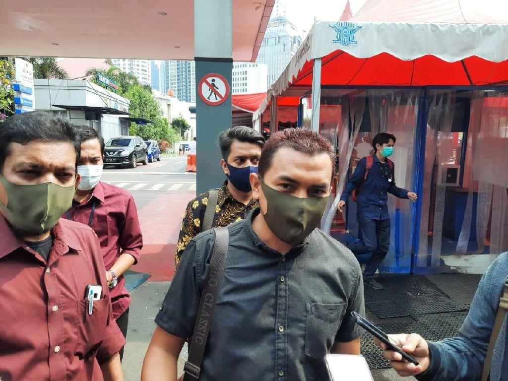 Hina Habib Rizieq Sampah, Budi Djarot Dipolisikan FPI ke Polda Metro