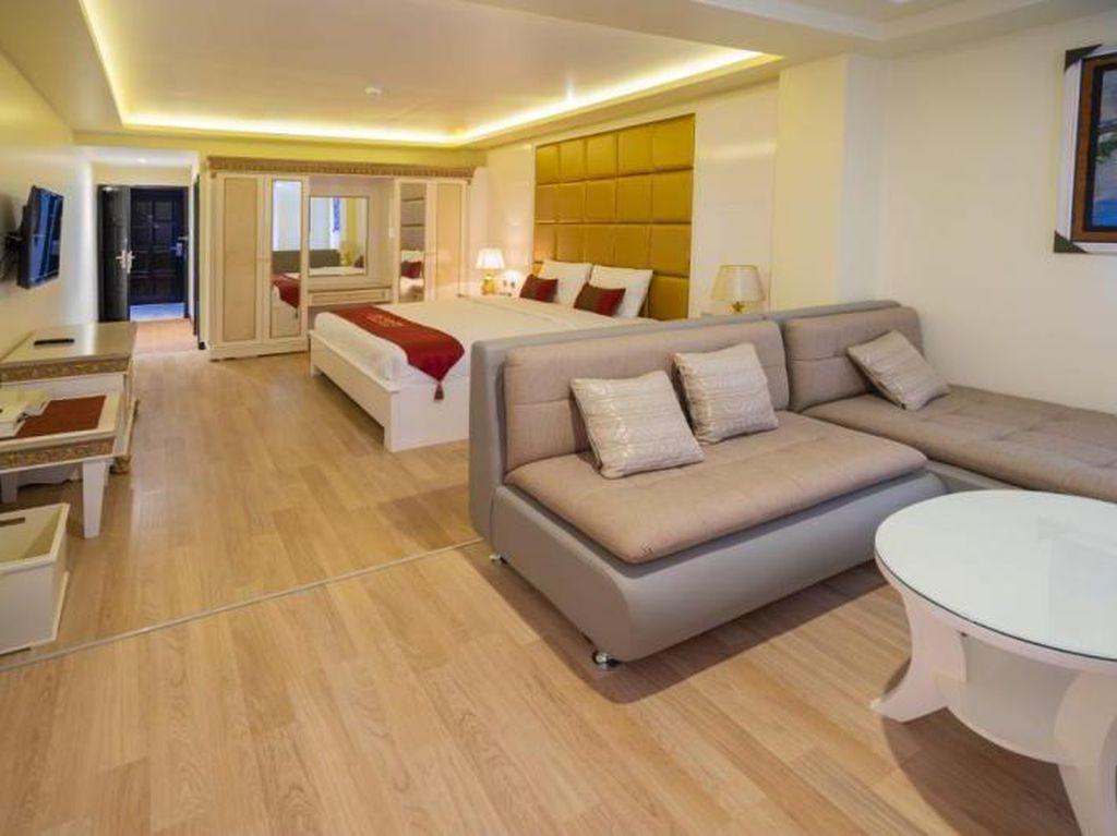Konon Katanya, Ini Hotel Terbaik di Wamena