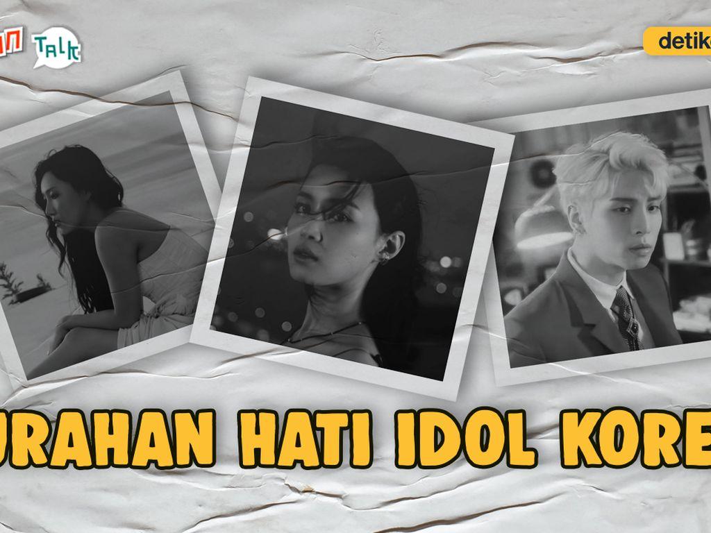 K-Talk Ep 41: Idola K-Pop Juga Manusia!