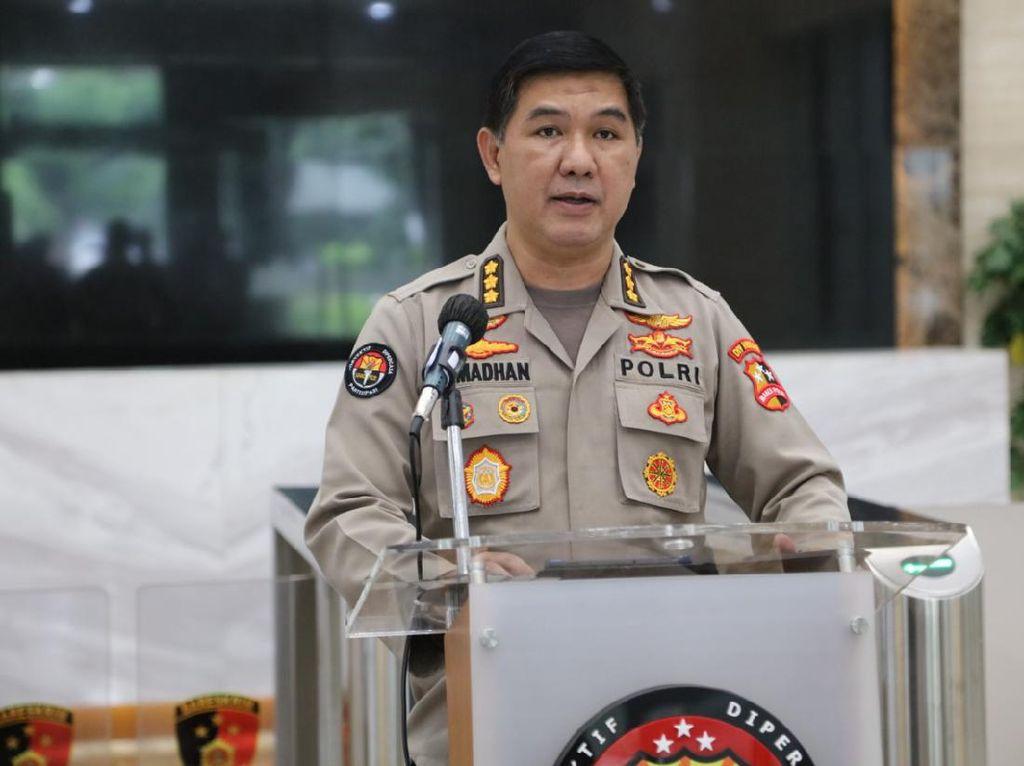 Densus 88 Tangkap 10 Terduga Teroris di Jakarta Pasca-bomber Makassar