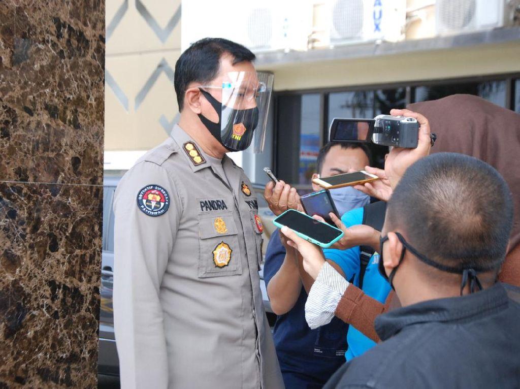 Polda Lampung Luncurkan Fitur Layanan Aduan Masyarakat Dumas Presisi