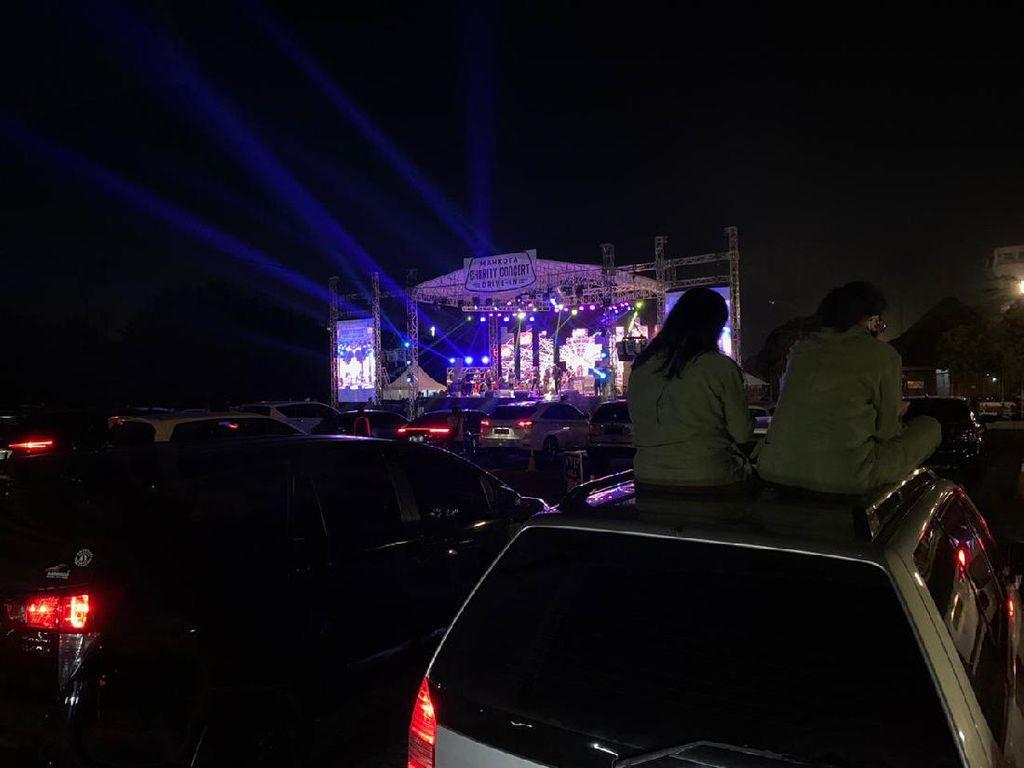 Nonton Konser dari Dalam Mobil Bisa Dinikmati Akhir Agustus