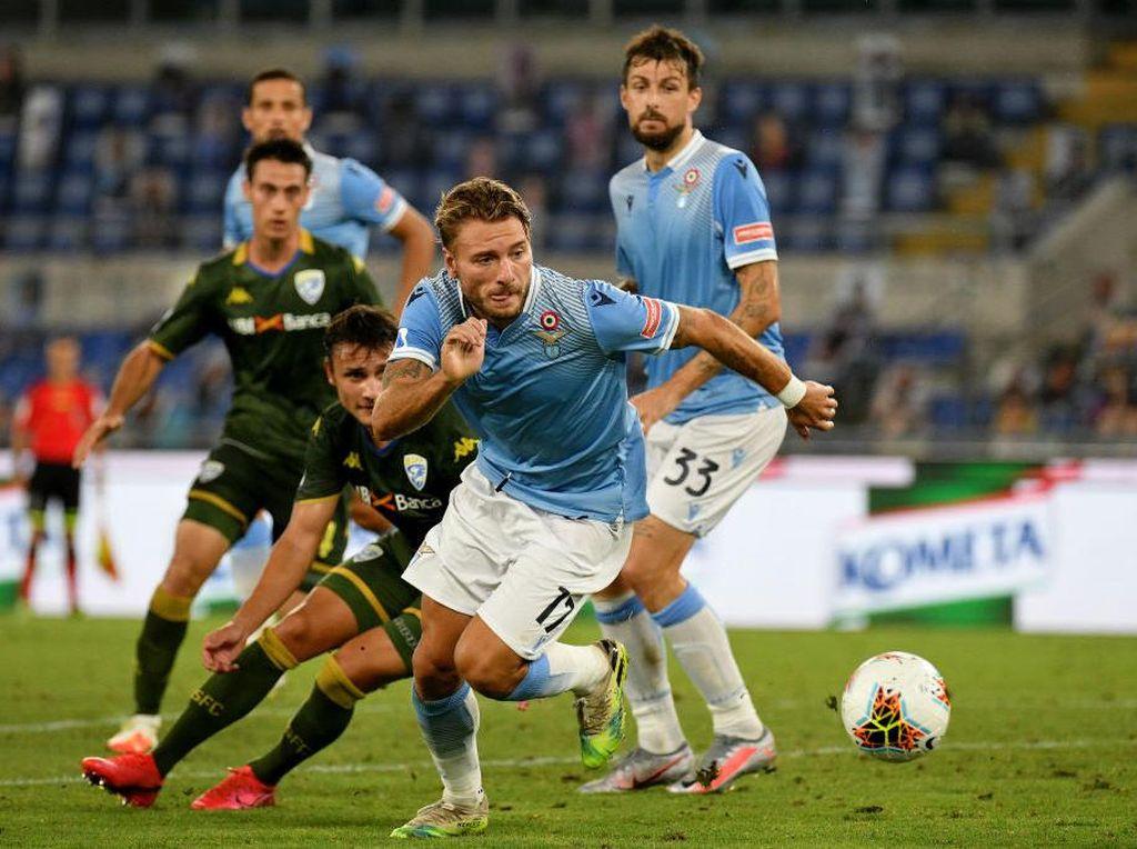 Cuek dengan Atalanta Vs Inter, Lazio Fokus Atasi Napoli Saja