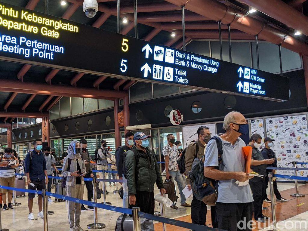 Soetta Jadi Bandara Teraman dari COVID-19, Ini Kata Erick Thohir