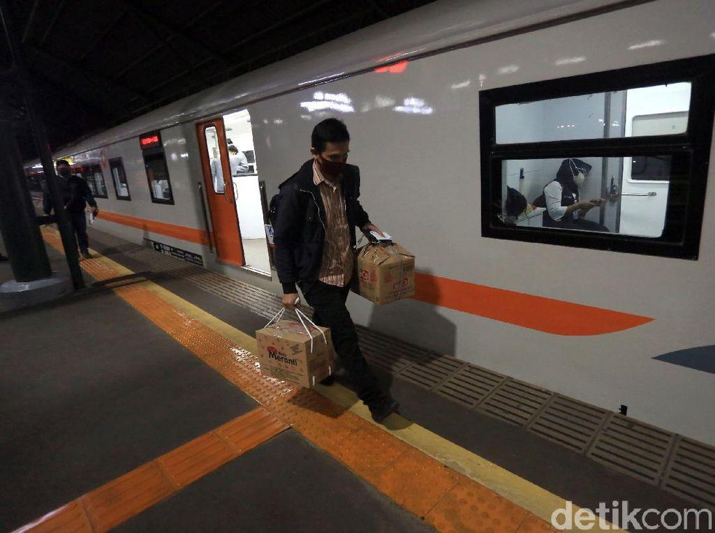 Meningkat Pesat Pemesan Tiket Kereta Jelang Cuti Bersama