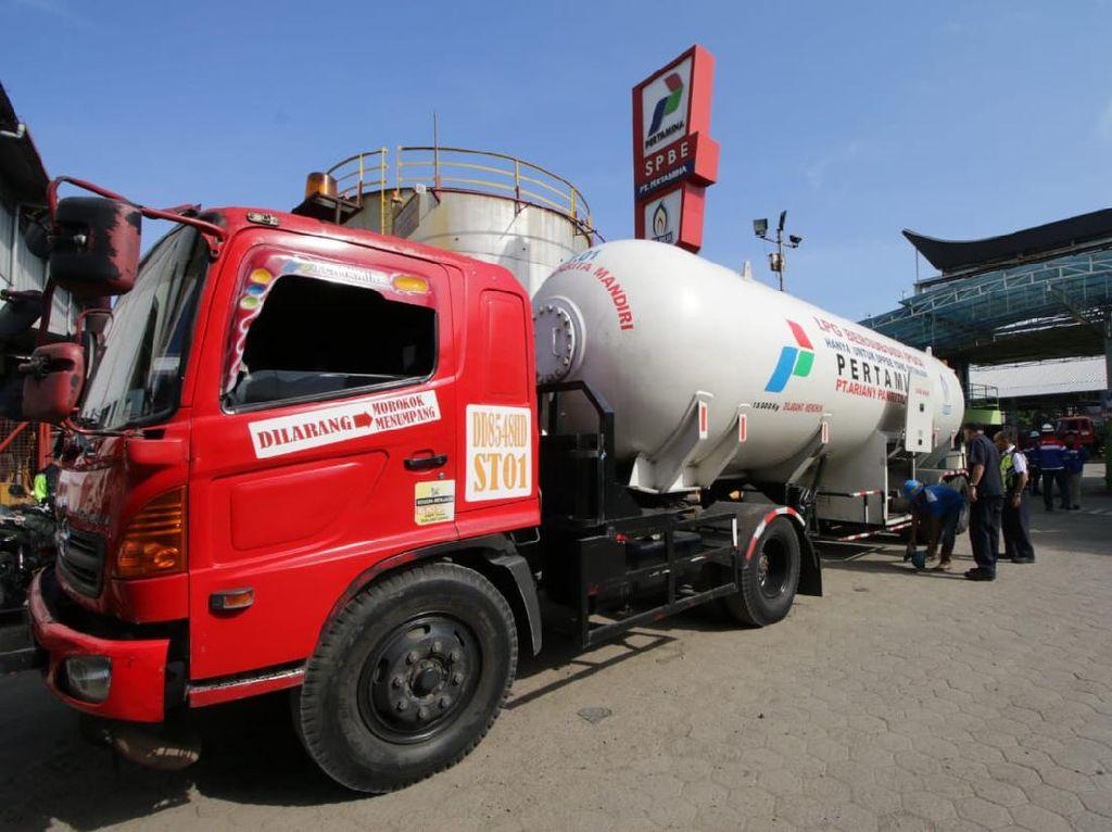 Pascabanjir Bandang, Pasokan BBM & LPG ke Luwu Utara Normal Lagi
