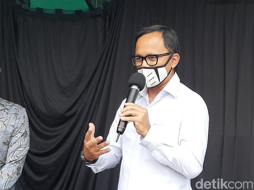 Denda Masker Mulai Diberlakukan di Kota Bogor Pekan Depan
