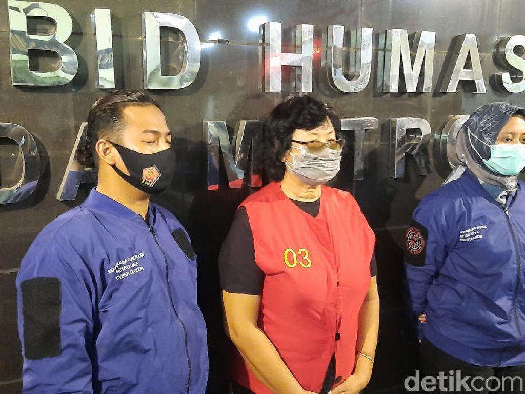 Polisi: Penghina Ahok-Puput Fans Veronica Tan, Gabung Komunitas Vero Lovers