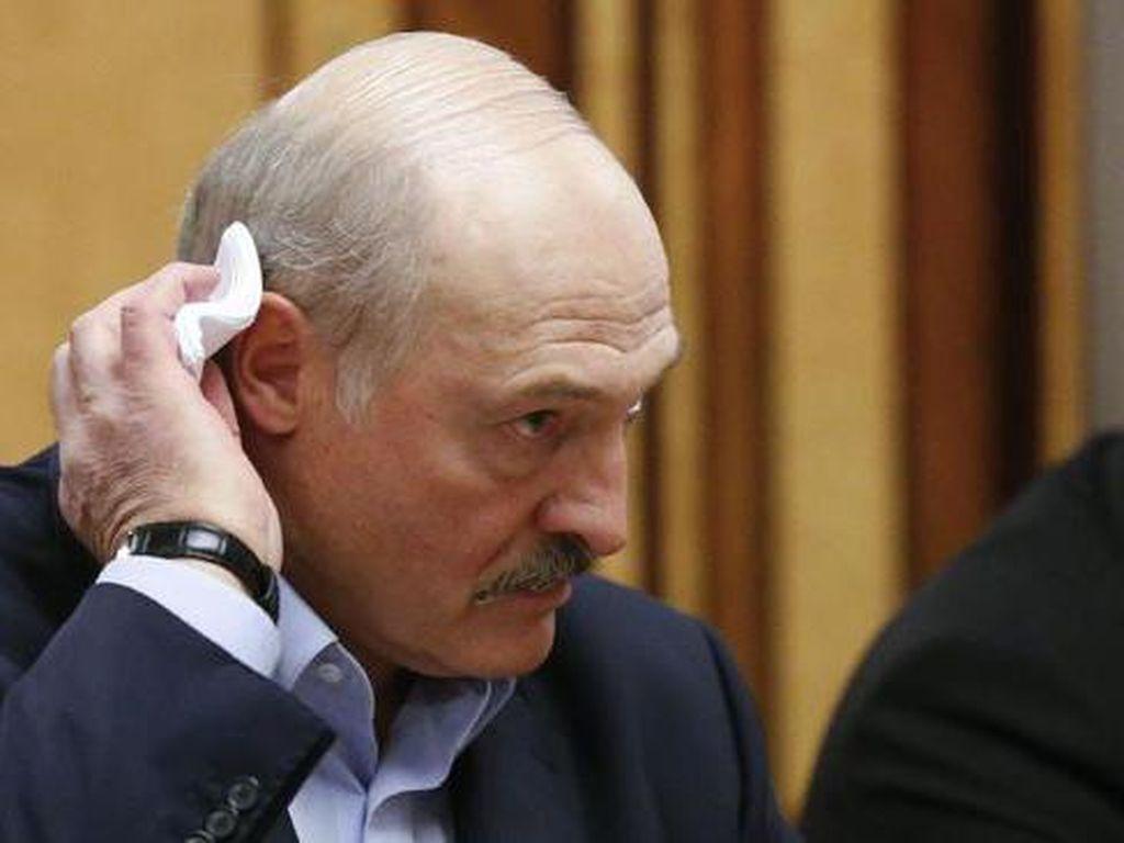 Presiden Belarus Klaim Dirinya Sembuh dari Corona Tanpa Gejala Apapun