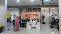 PT KAI: Minat Rapid Test Pemudik di Stasiun Senen Cukup Tinggi