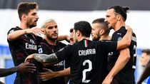 Video AC Milan Vs Sampdoria: Ibrahimovic Cs Pesta Gol 4-1