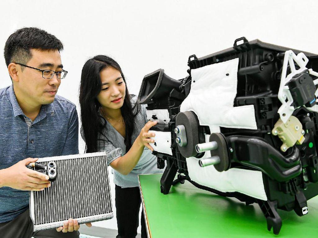 Hyundai Kembangkan AC yang Bisa Bersihkan Udara