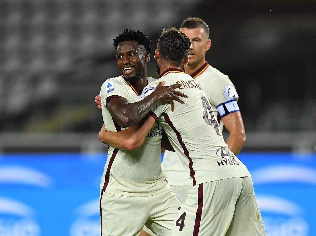 Torino Vs AS Roma: Sengit, Giallorossi Menang 3-2