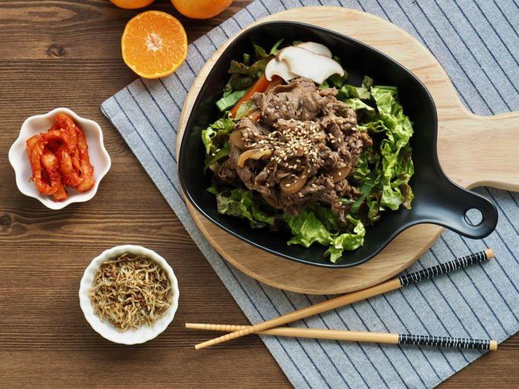 3 Tumisan Daging Sapi Ala Jepang dan Korea yang Enak dan Praktis