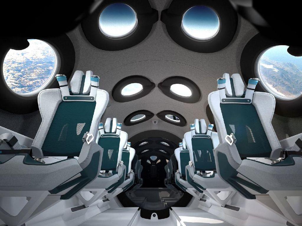 Mau Terbang ke Luar Angkasa dengan Tiket Rp 3,6 Milyar?