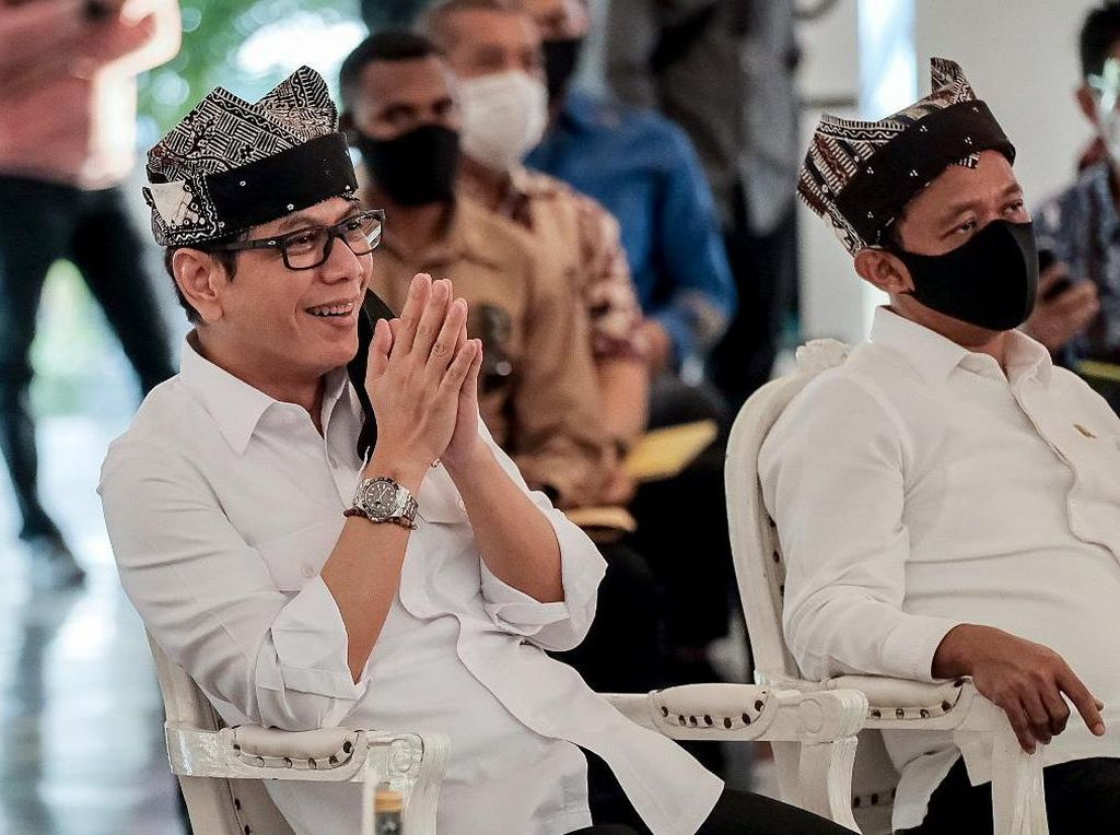 Cerita Wishnutama Soal Menteri yang Tertukar pada Dirut Garuda
