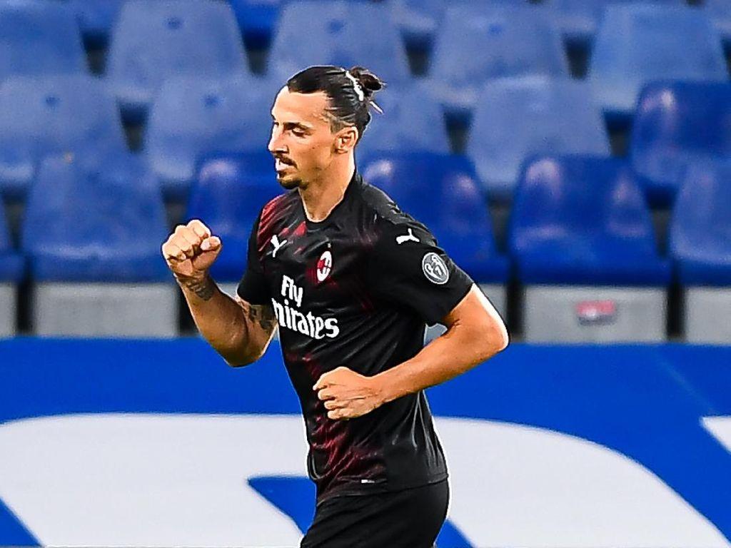 Milan Jadi Ngeri-ngeri Sedap Bukan karena Ibrahimovic Saja, Kok