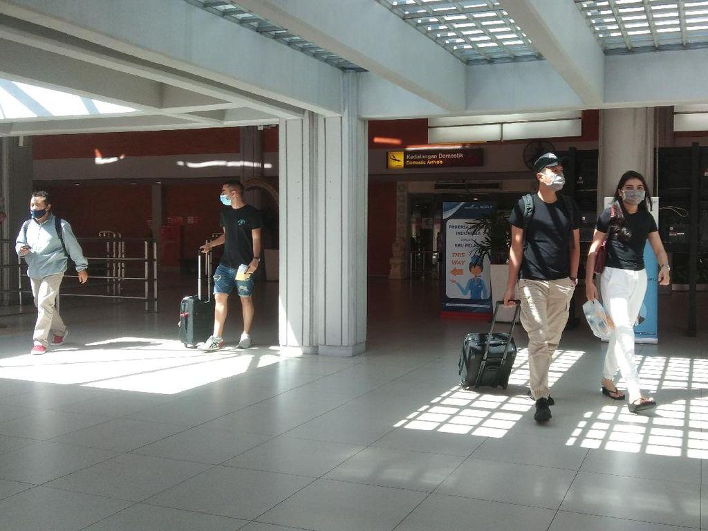 Selain Soekarno Hatta, Bandara Ngurah Rai Juga Aman COVID-19