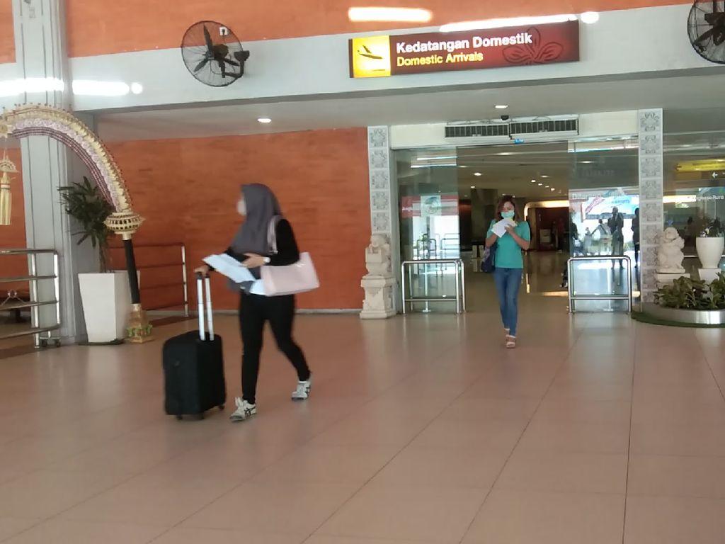 Bandara Ngurah Rai Bali Mulai Ramai Wisatawan