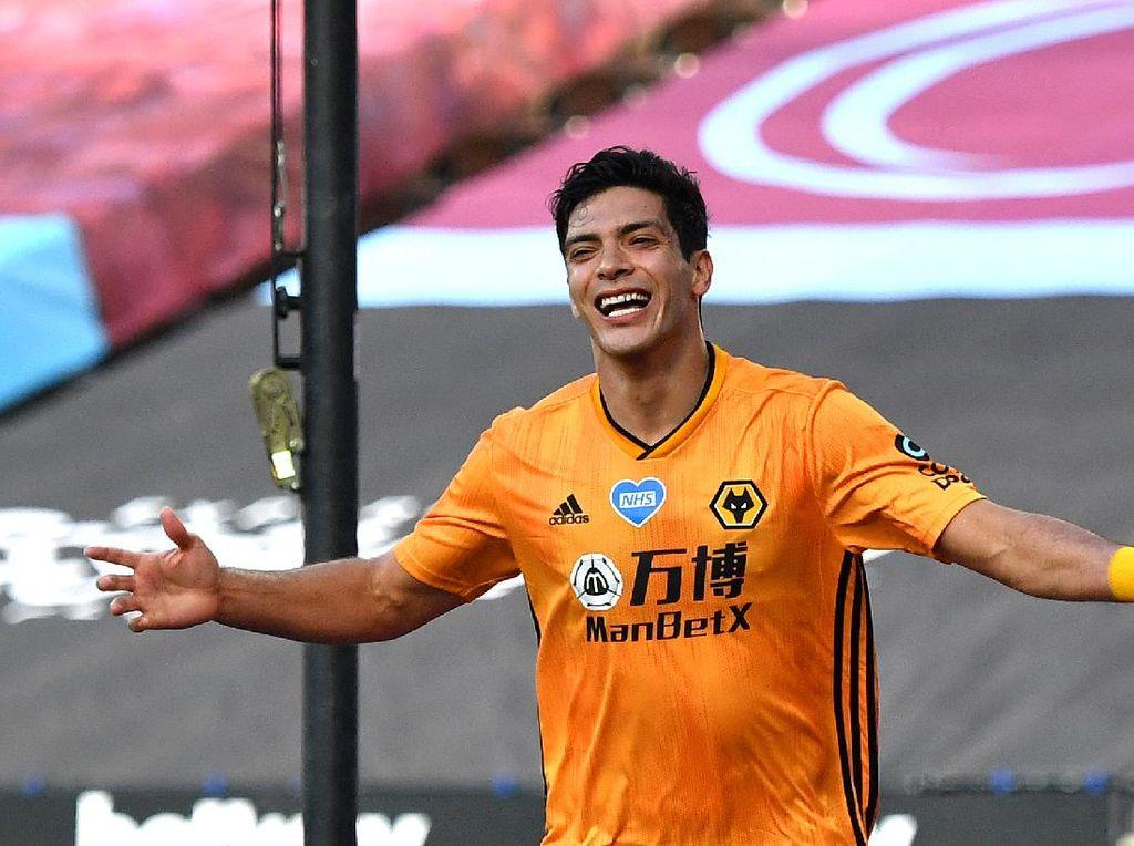 Raul Jimenez Menuju Manchester United?