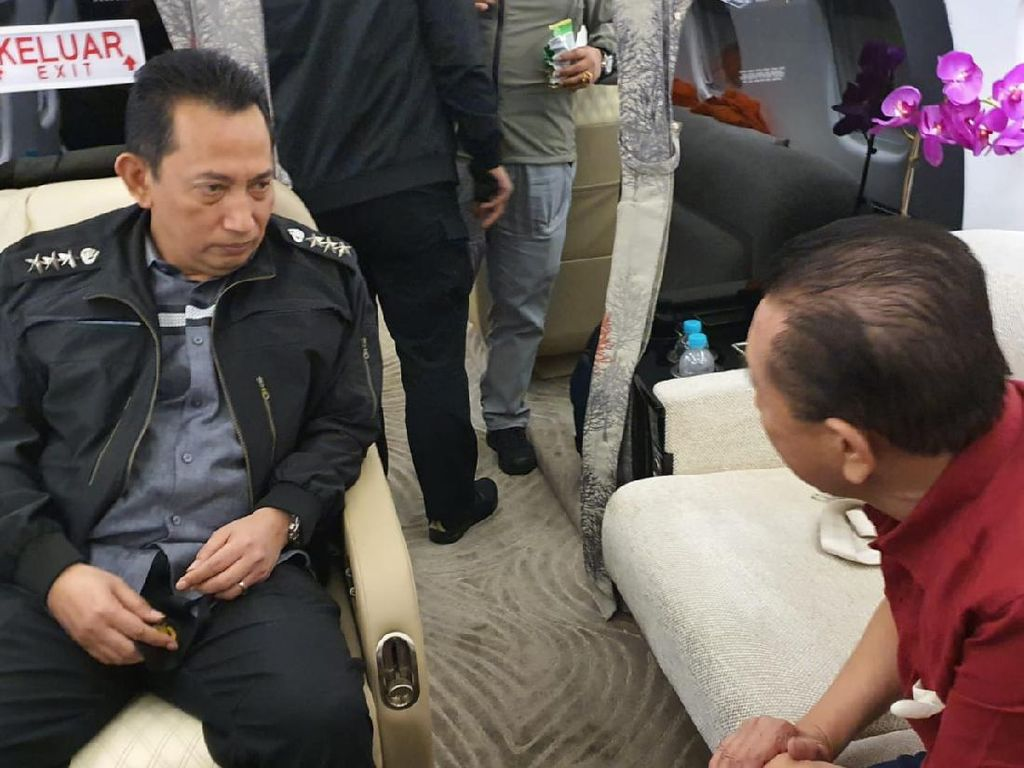 Apresiasi Polri, Muhammadiyah Minta Kasus Djoko Tjandra Dituntaskan
