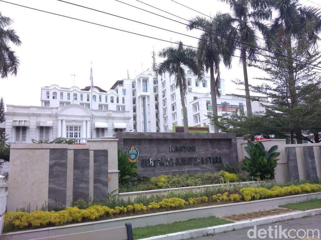Pemprov Sumut Sembelih 155 Sapi, Salah Satunya Lembu 1,2 Ton dari Jokowi