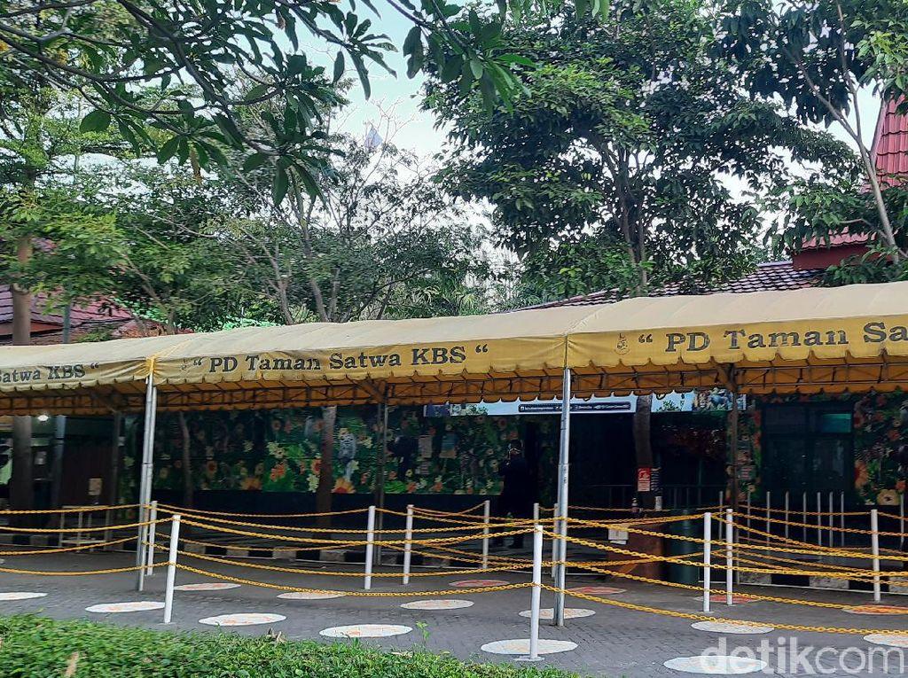 Tempat Wisata di Surabaya Sepi Saat Idul Adha