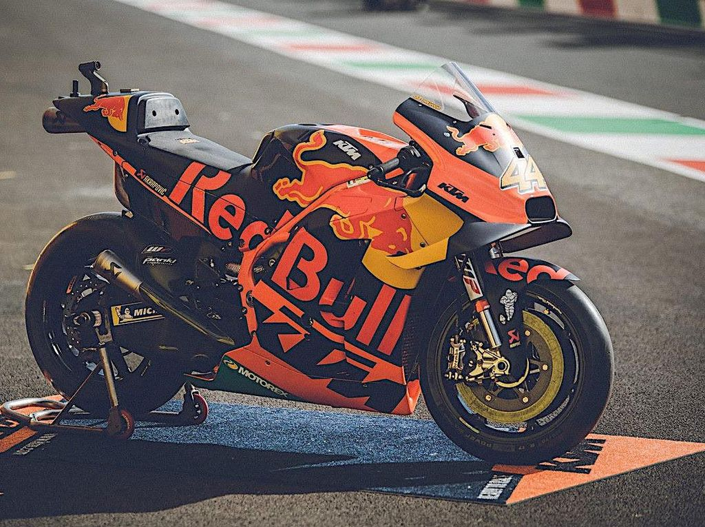 KTM Jual Motor MotoGP Pol Espargaro Seharga Rp 5 Miliar