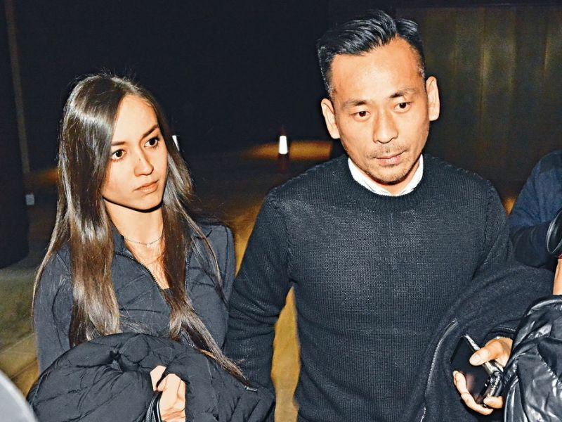Mandy Lieu dan Alvin Chau