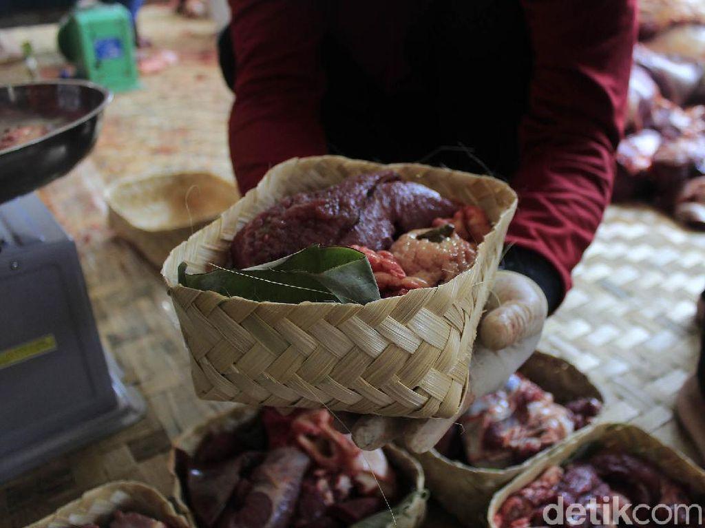 DKM Masjid Agung Sumedang Akan Bagikan Daging Kurban ke Rumah Warga