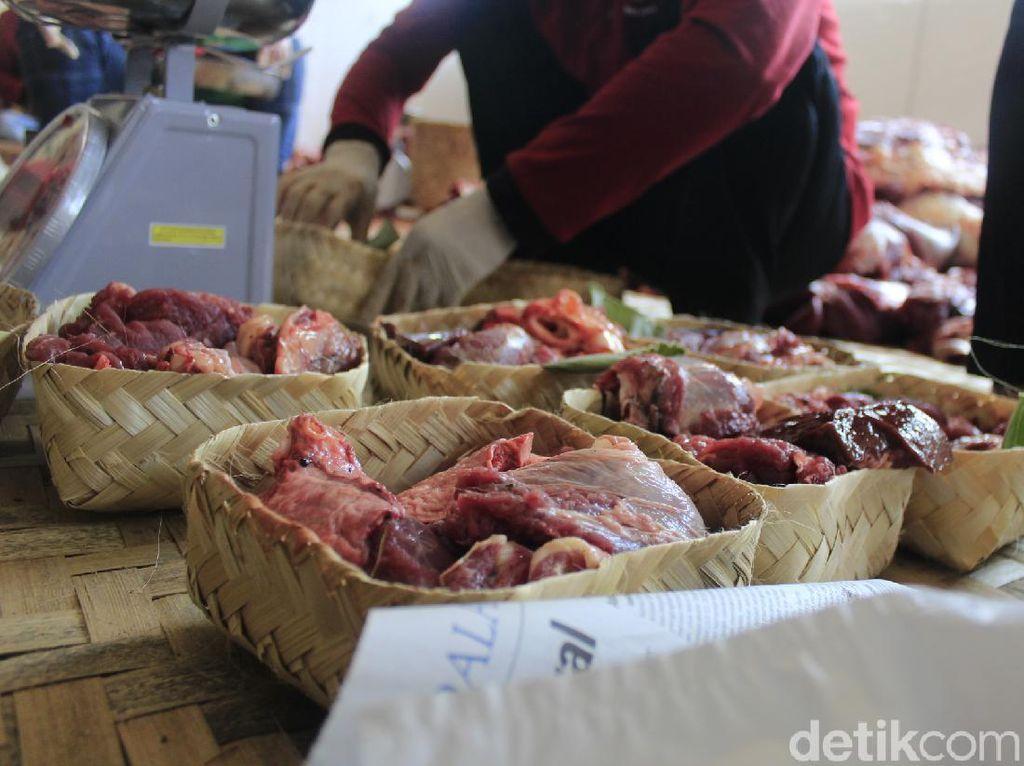 Cara Menyimpan Daging Kurban di Kulkas Agar Awet