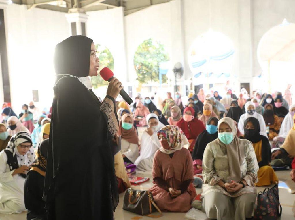 Ratu Tatu: Idul Adha Menguji Ketaqwaan & Momen Berbagi