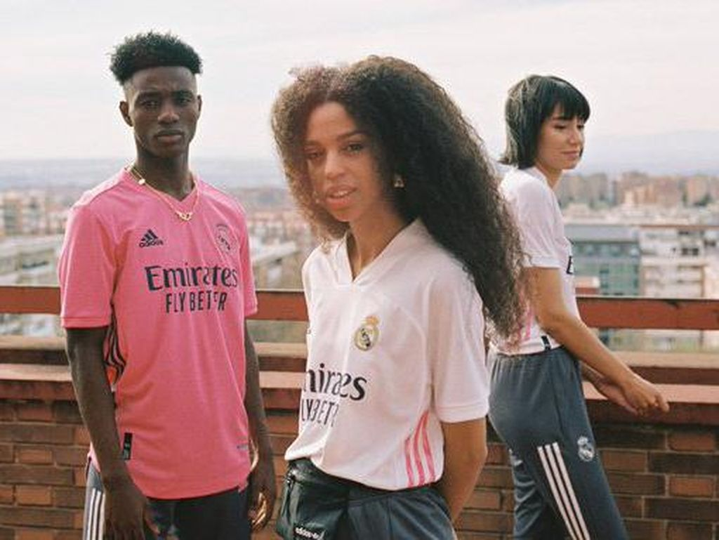 Cool! Real Madrid Rilis Jersey Home & Away 2020/2021