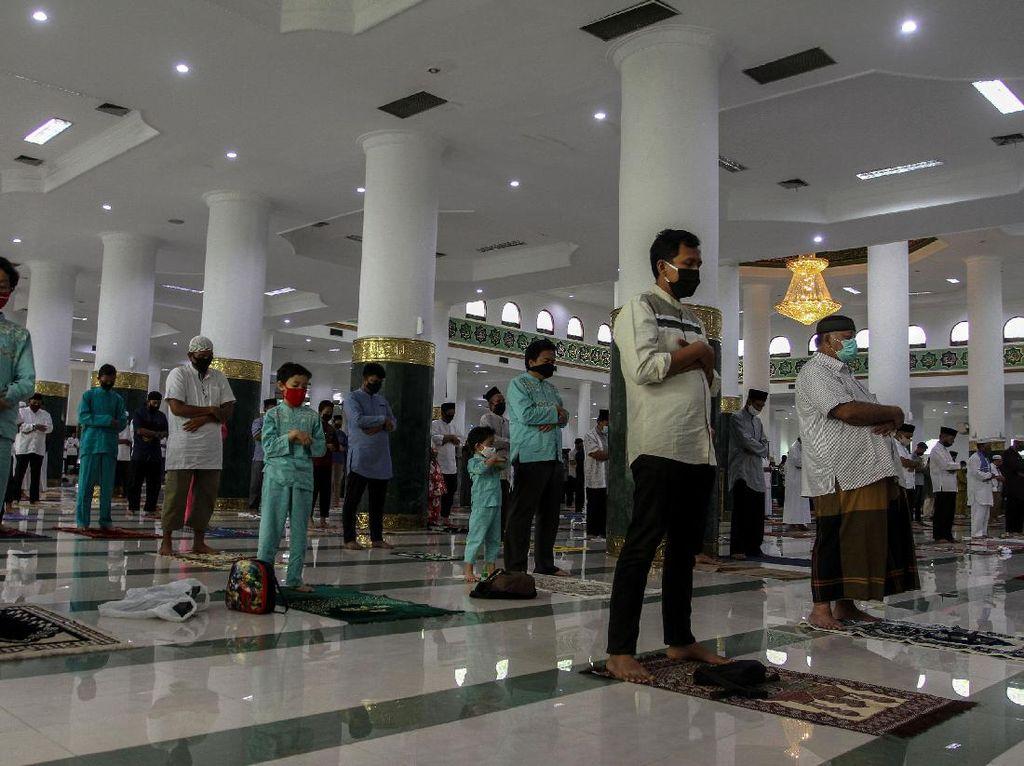 DMI Kabupaten Bekasi Susun Program, Imam Masjid Akan Digaji Rp 2,5 Juta/Bulan