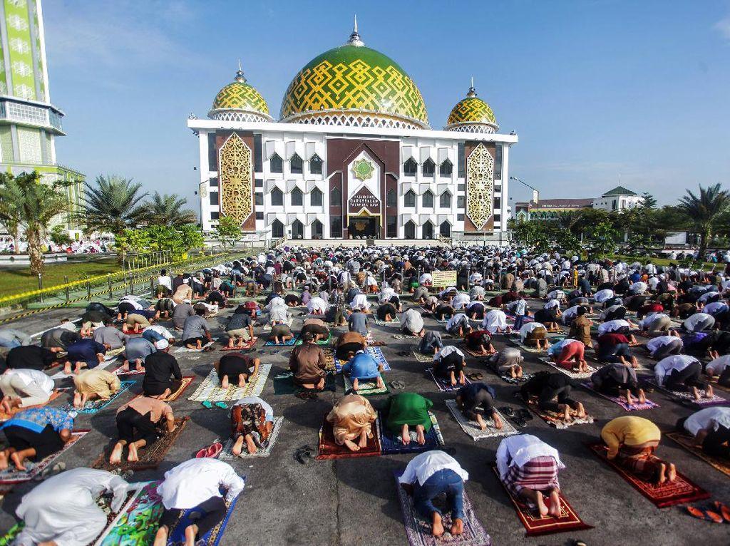 Ucapan Idul Adha Buat Orang Tua, Cocok Bagi yang Tidak Bisa Mudik
