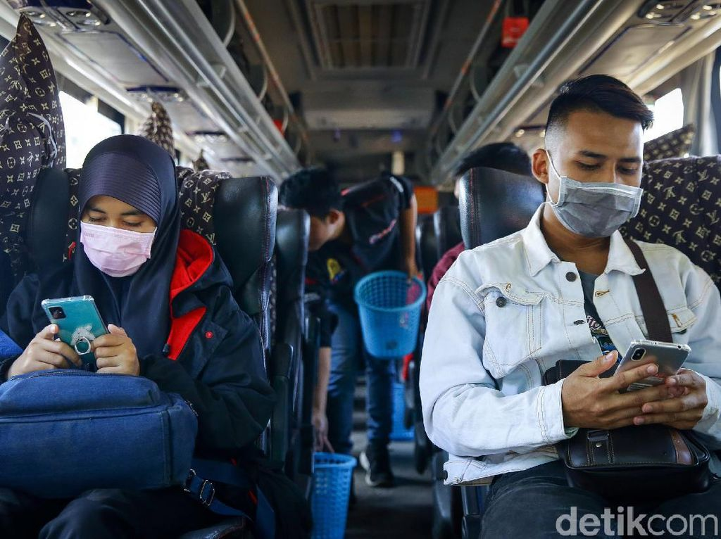 PSBB Diperketat di DKI Jakarta, Pengusaha Bus AKAP Menjerit
