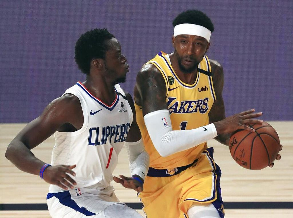 NBA Restart: Lakers Bungkam Clippers, Jazz Atasi Pelicans