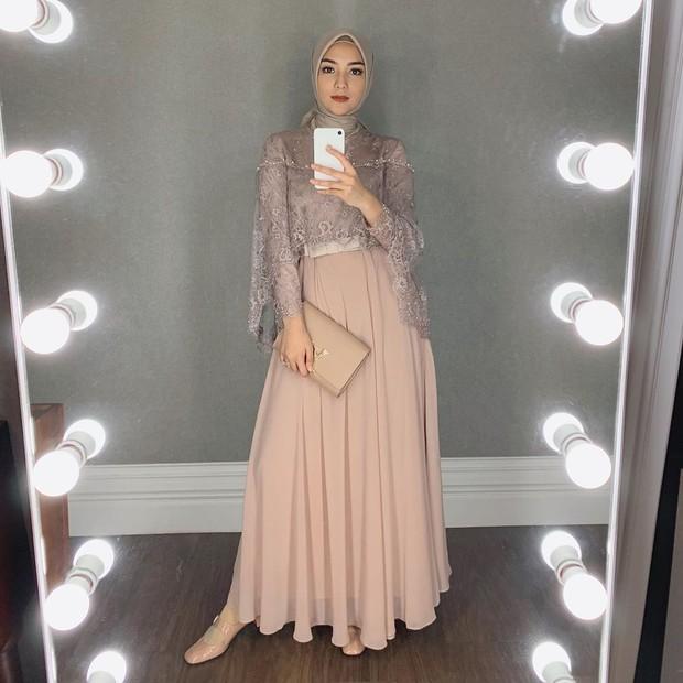 dress modern ala citra kirana