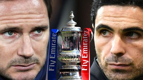 Road fo Final Piala FA: Arsenal vs Chelsea