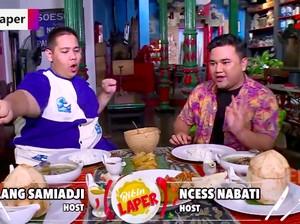 Bikin Laper! Makan Kare Kepiting dan Sup Brenebon yang Gurih Mantap