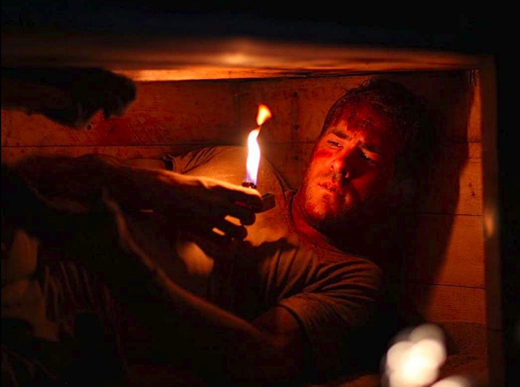Sinopsis Buried, Ryan Reynolds Terkubur Hidup-hidup
