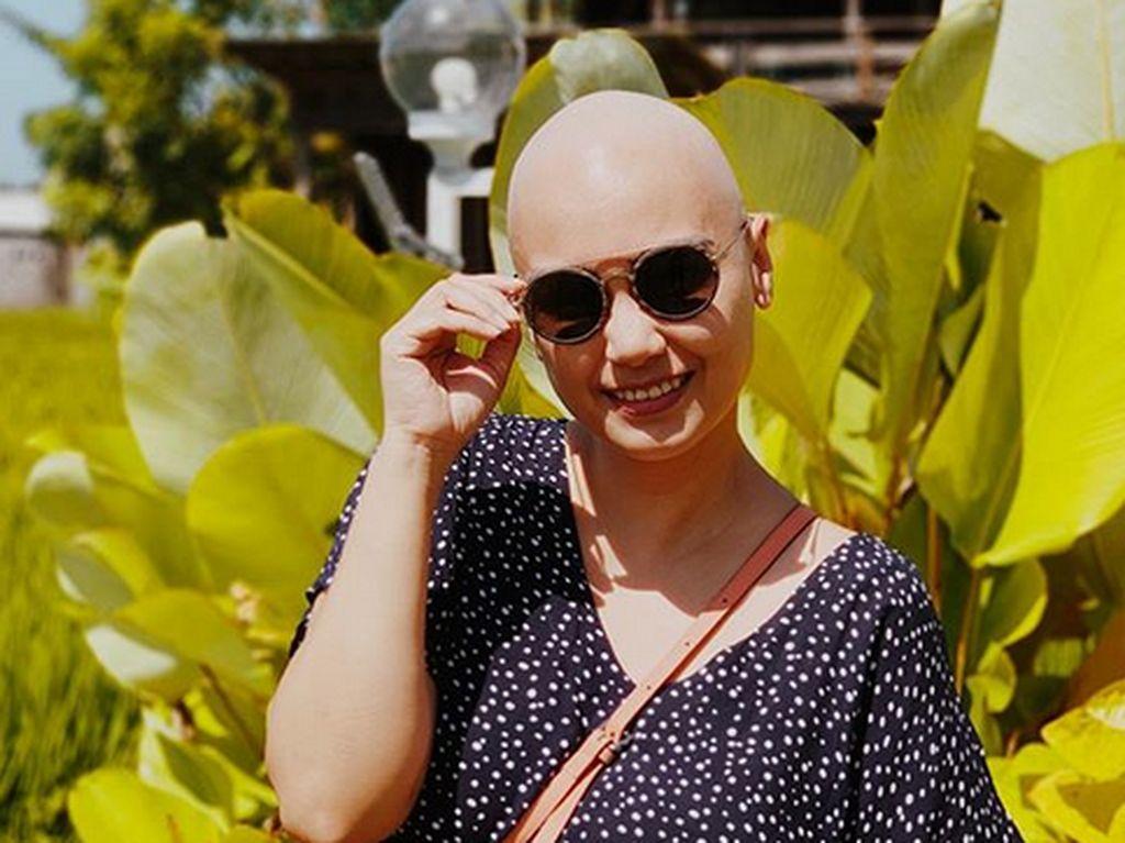 Feby Febiola Idap Kanker Ovarium, Indra Bruggman Sedih