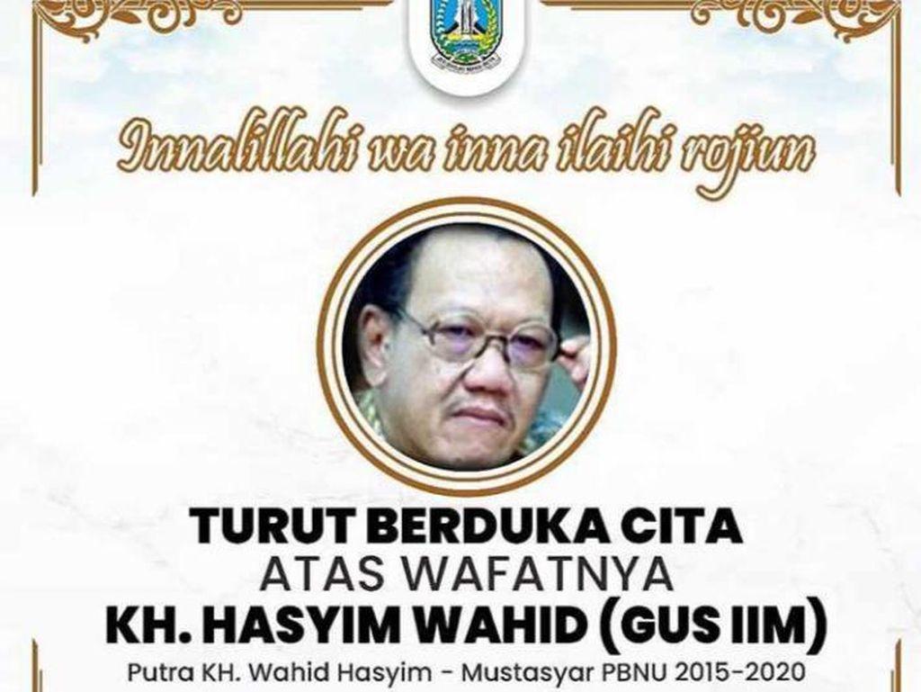 Gubernur Khofifah Ungkapkan Bela Sungkawa Atas Meninggalnya Gus Im
